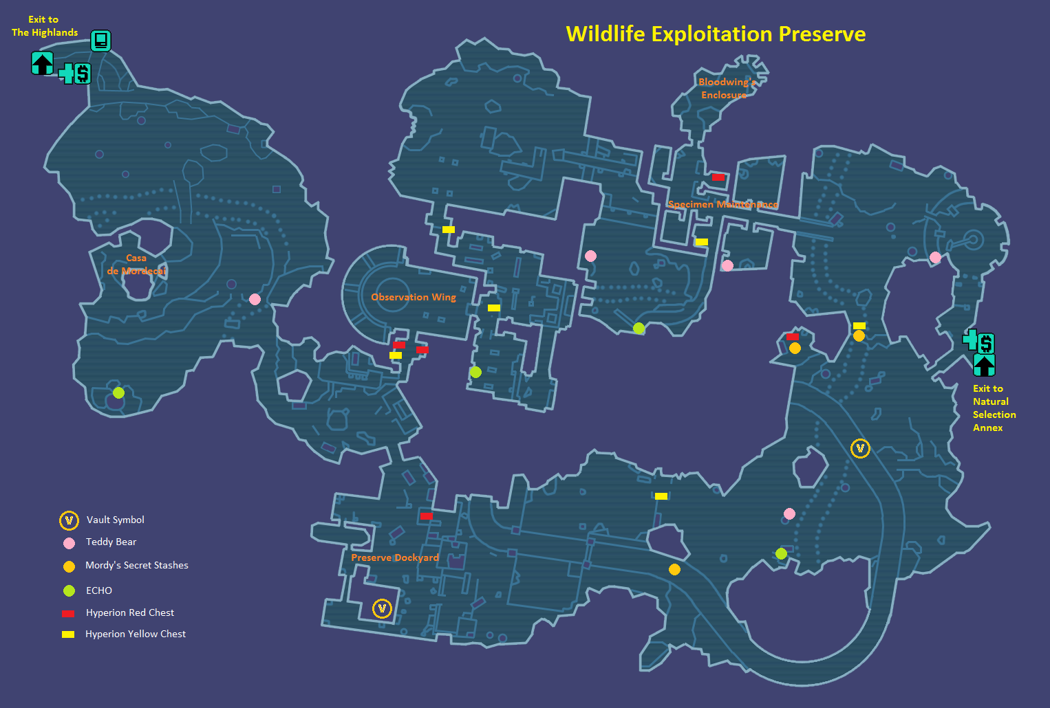 All Borderlands 2 Location Map Related Keywords