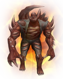 Wiki zumbis Burning_Titan