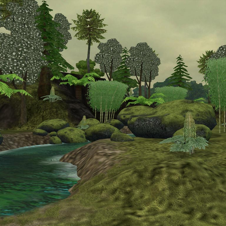 Preview temperaterainforestZoo Tycoon 2 Radical Remake Biomes