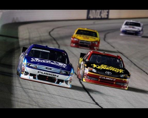 Atlanta Motor Speedway Stock Car Racing Wiki
