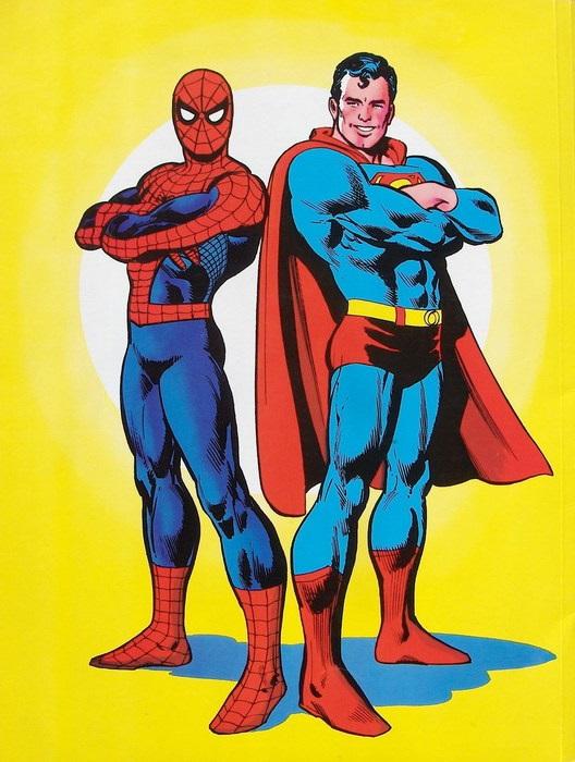 Superman Vs The Amazing Spider Man Vol 1 1 Dc Comics