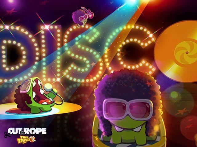 Image - Disco Era 1.jpg - Cut the Rope Wiki