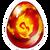 Huevo del Dragón Fuego