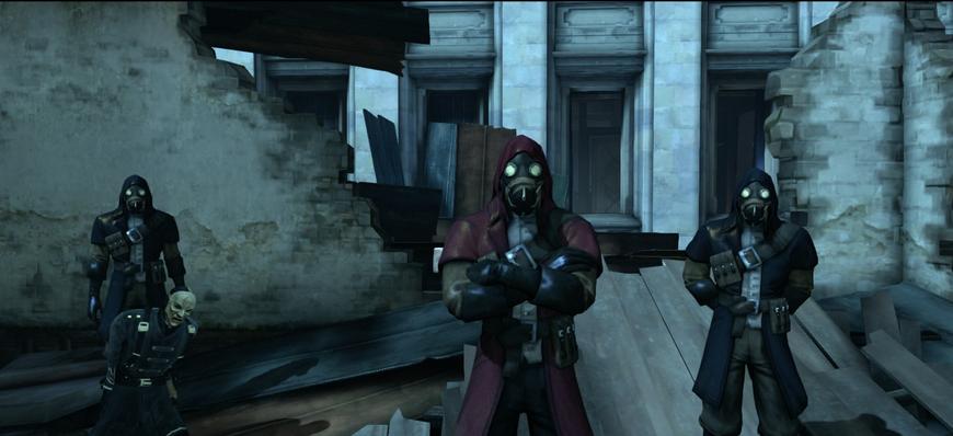 5 bojovníkov cudzinca -DAUD nôž Dunwallu Assassins01a