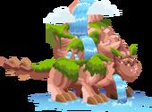 Dragón Cascada Fase 3