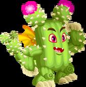 Dragón Cactus Fase 3