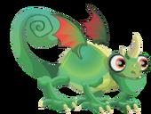 Dragón Camaleón Fase 3