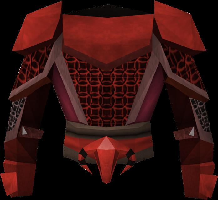 how to get black armor runescape