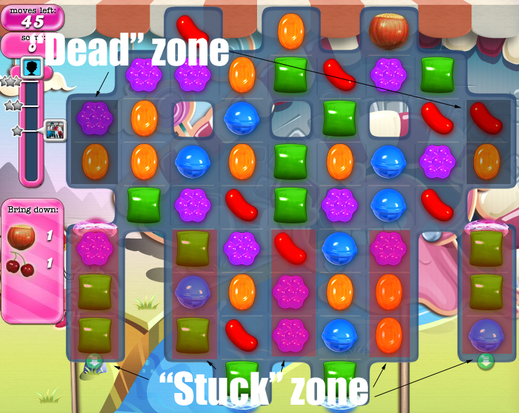 Level 95 - Candy Crush Saga Wiki