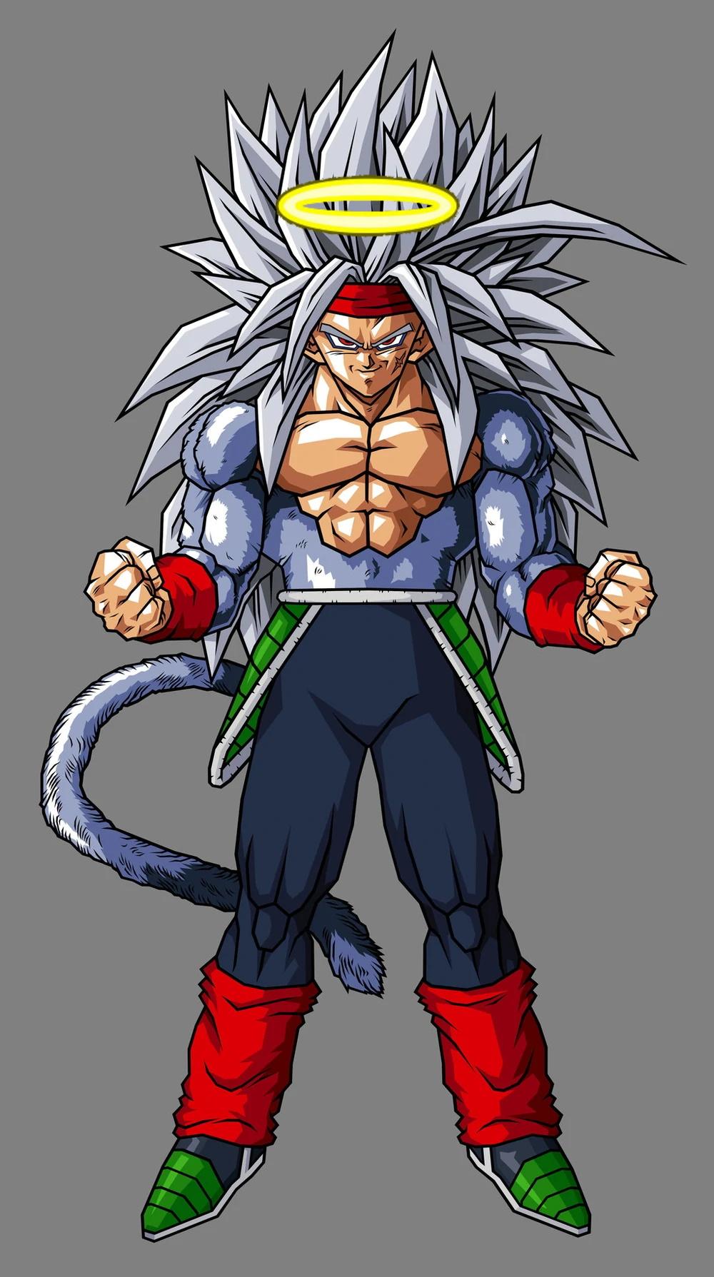 Super saiyan 5 xz dragonball fanon wiki - Goku super sayan 5 ...