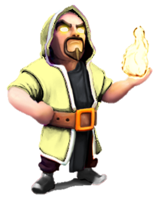 clash of clans mage attack strategy