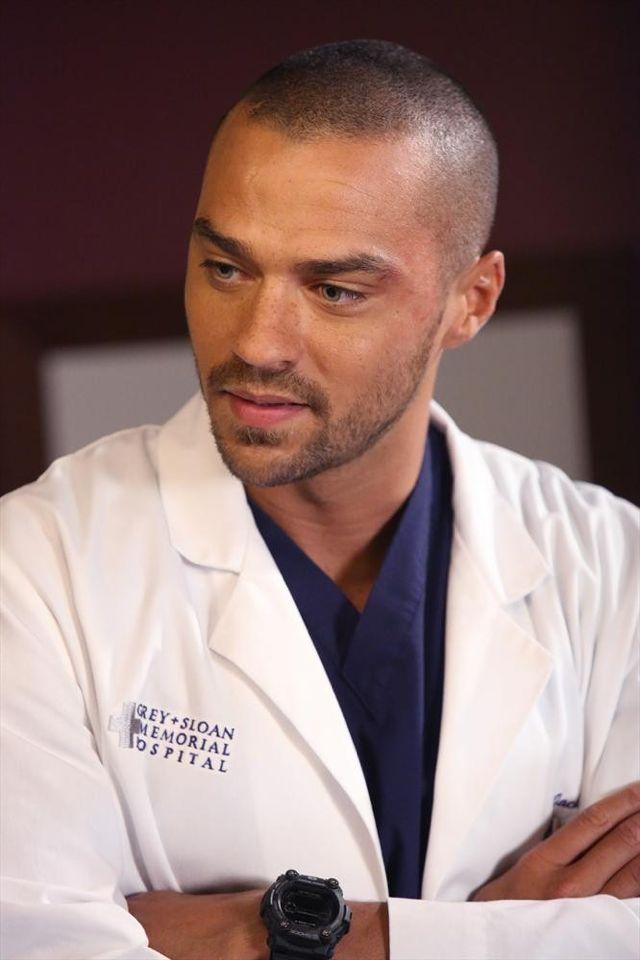 Greys Anatomy Jackson