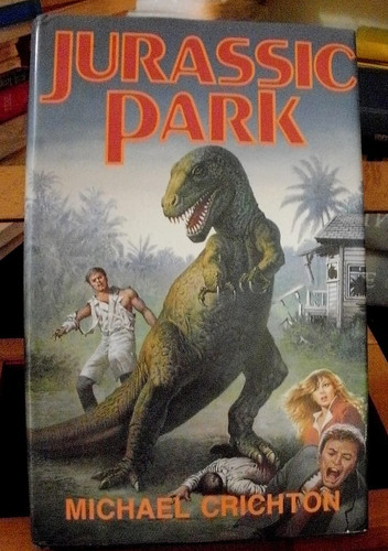 book review on jurassic park