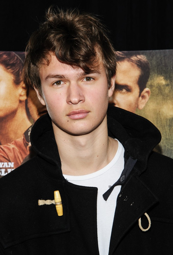 ansel elgort the fault in our stars wiki