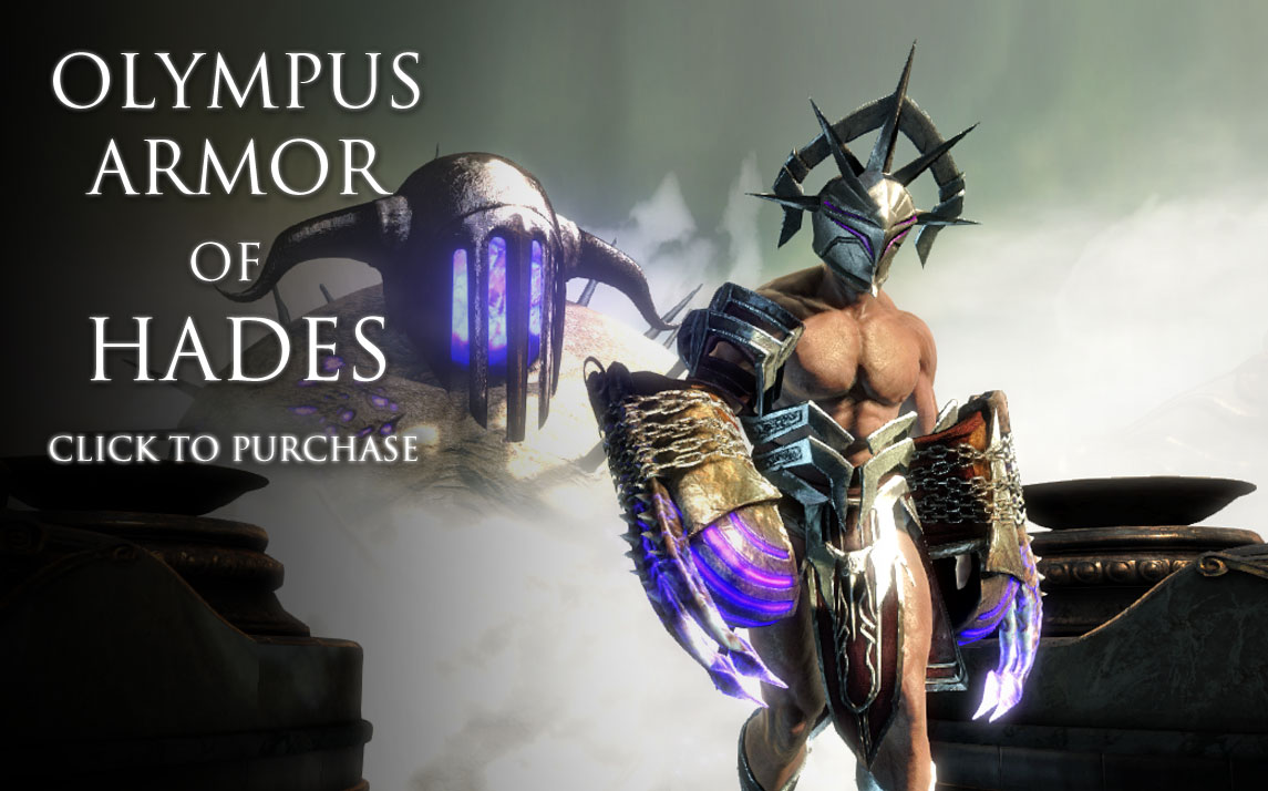 Olympus Armor of Hades - God of War Wiki - Ascension ...