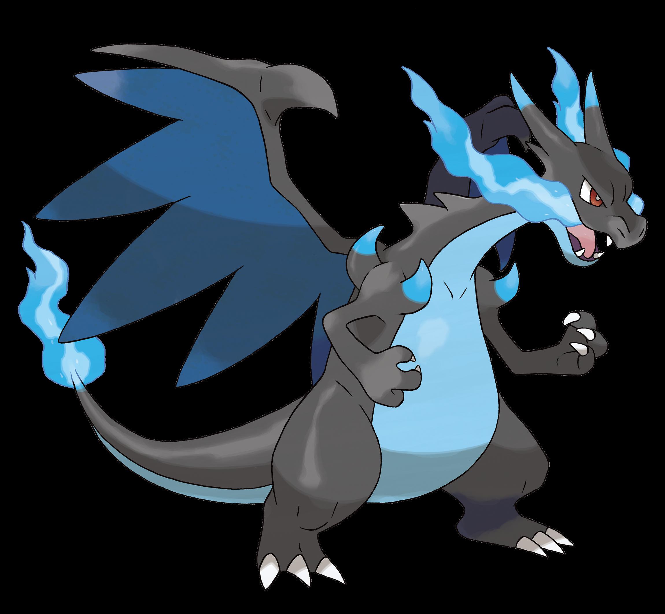 Mi estrategia pokemon para esta sexta gen ( X Y ) Mega-Charizard_X