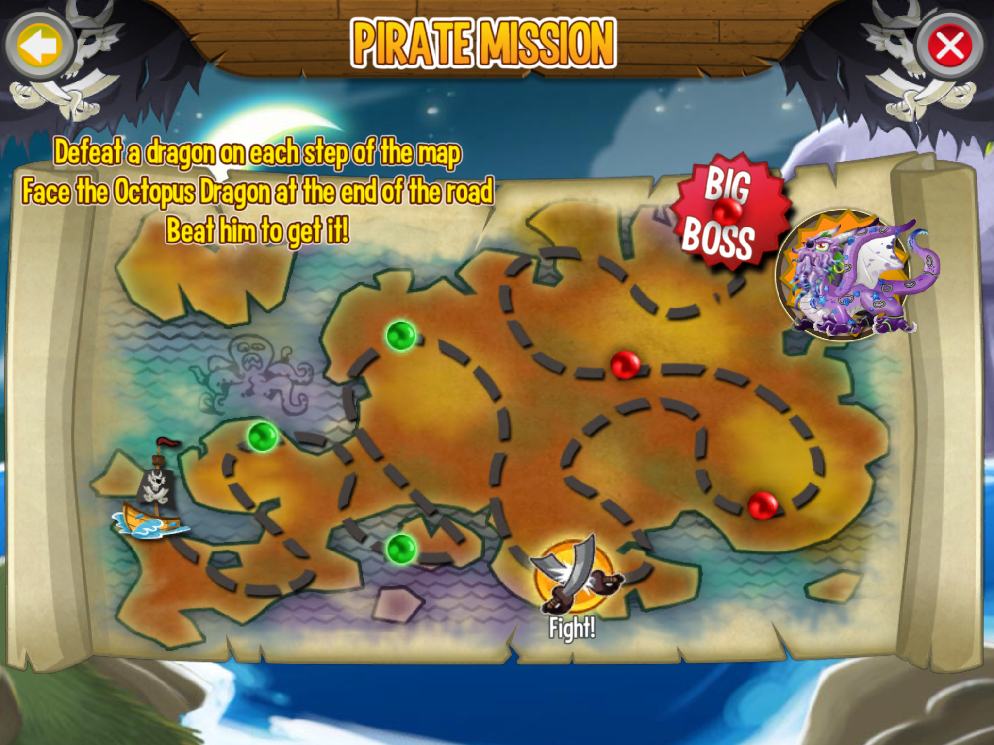 Dragon City Pirate Event For Free