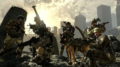 Official Call of Duty® Ghosts Squads Trailer-0