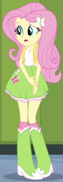 Fluttershy full body E...
