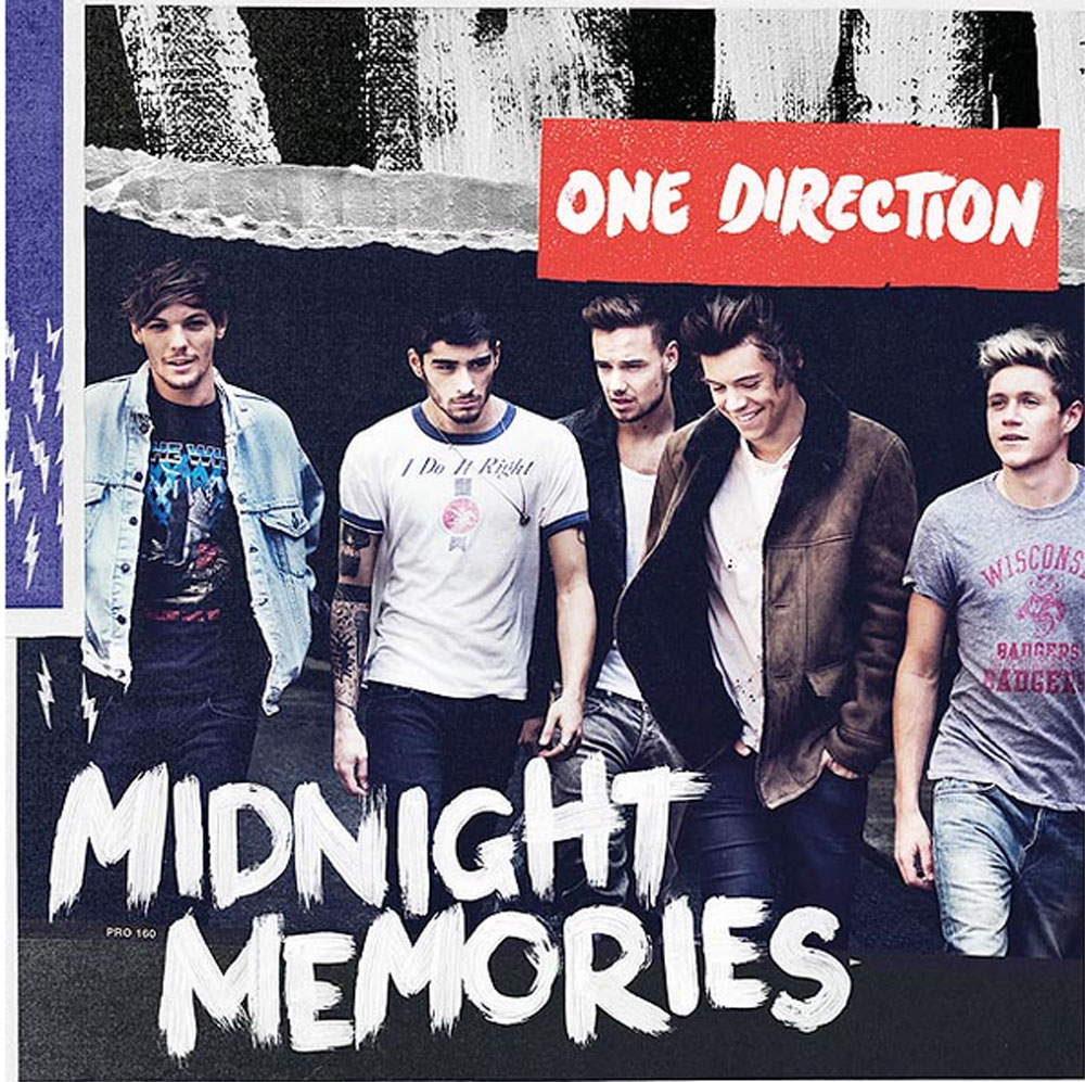 Midnight Memories (album) - One Direction Wiki
