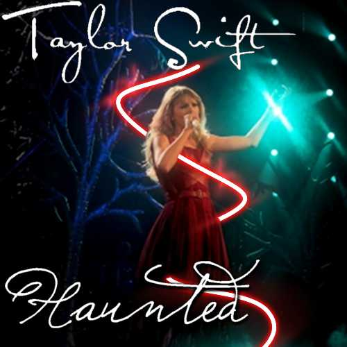 Related Pictures taylor swift haunted fanmade single cover made by ...