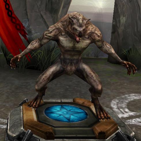 werewolf dragon age wiki