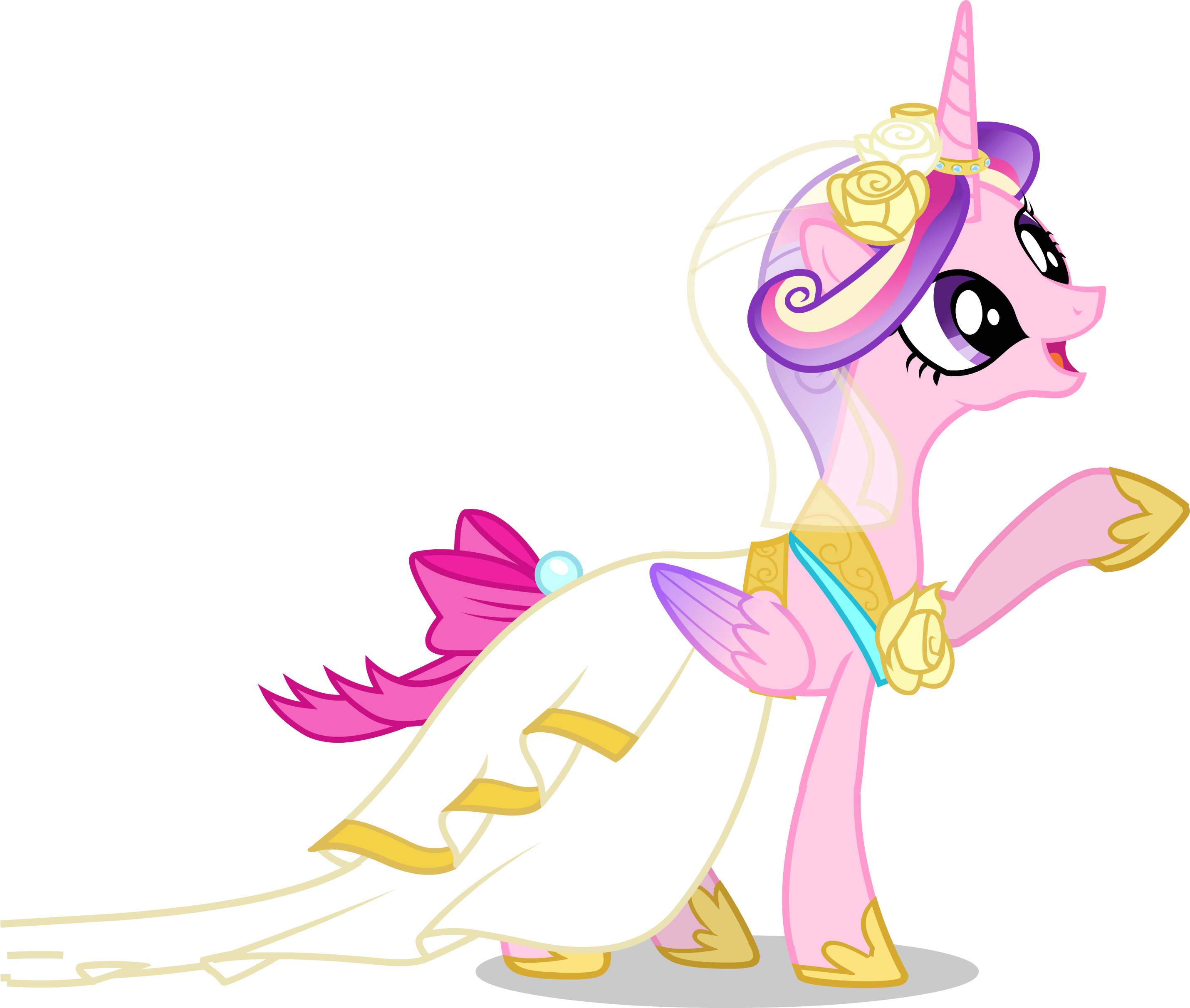 Mlp Cadence Wedding Dress Images & Pictures - Becuo