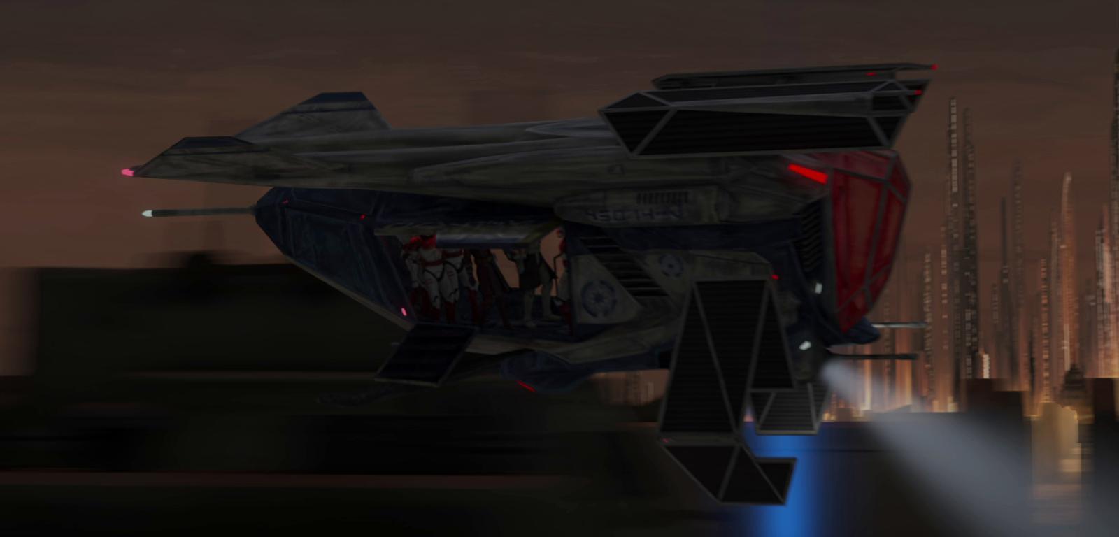 Republic Police Gunship Wookieepedia The Star Wars Wiki
