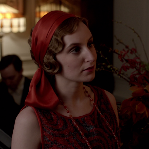 13406 best Downton Abbey images on Pinterest | Downton ... |Edith Downton Abbey Hair
