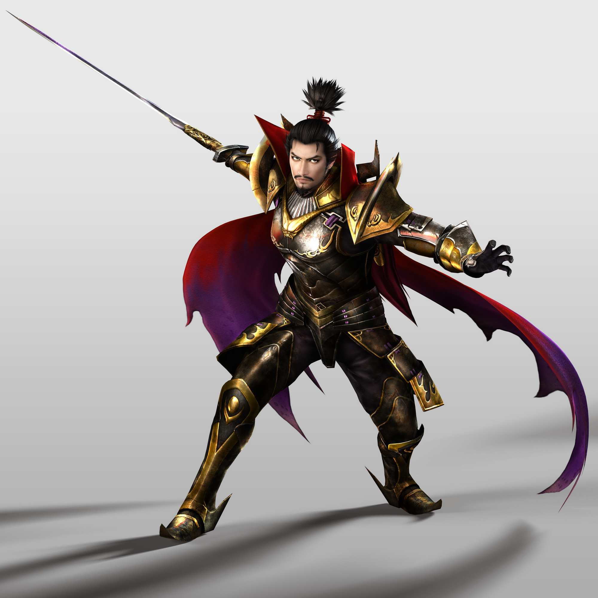 [Plot Topic] Seven Thorns in the Beast's Ribs Nobunaga-sw4