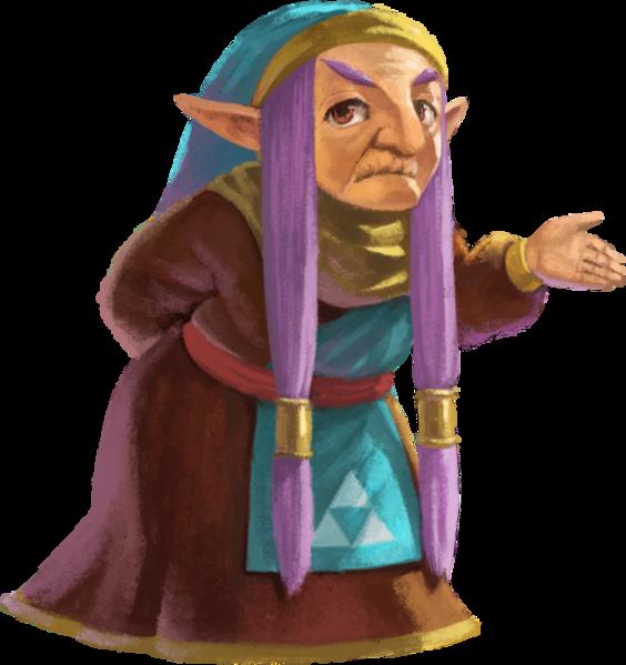 La Leyenda del Corazon del Valor (basada en The Legend of Zelda) ImpaALBW