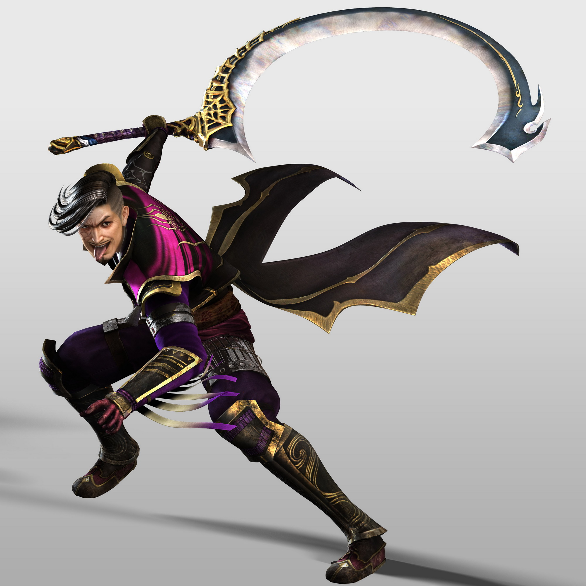 Best Characters In Warriors Orochi 4: Hisahide Matsunaga