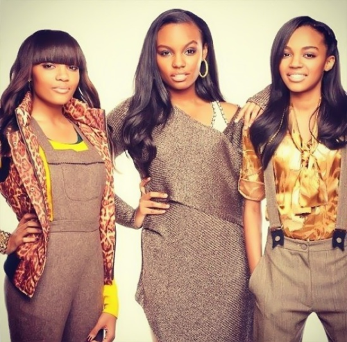 China Anne Mcclain And Sisters