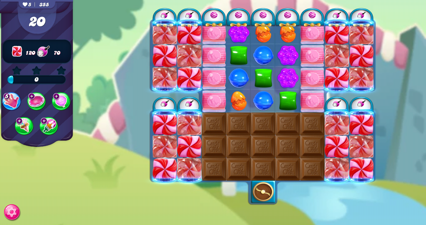 How To Open Candy Crush Saga Level 36