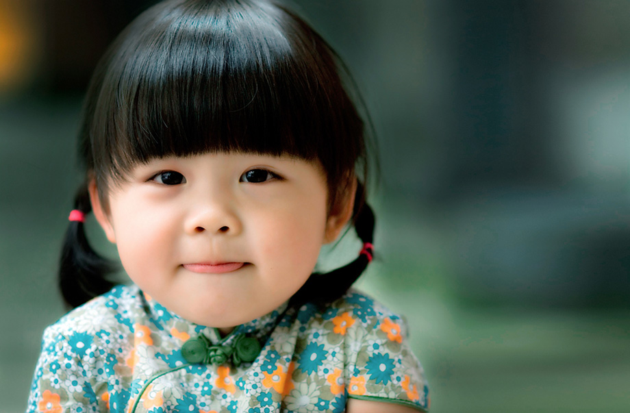 Chinese American Baby Girl Www Pixshark Com Images