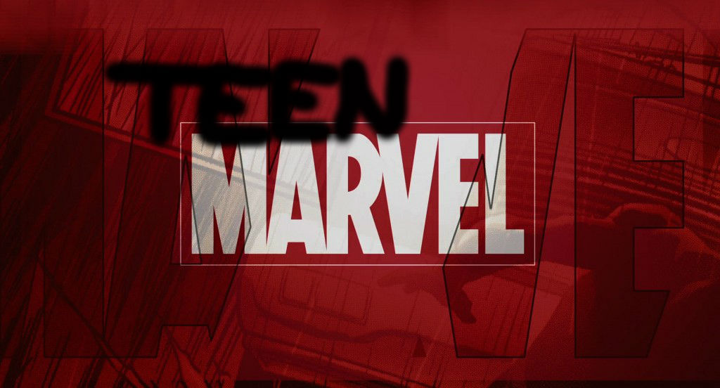 Teen Marvel