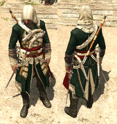 AC4 Politician outfit