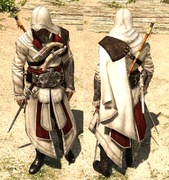 AC4 Ezio's robes outfit