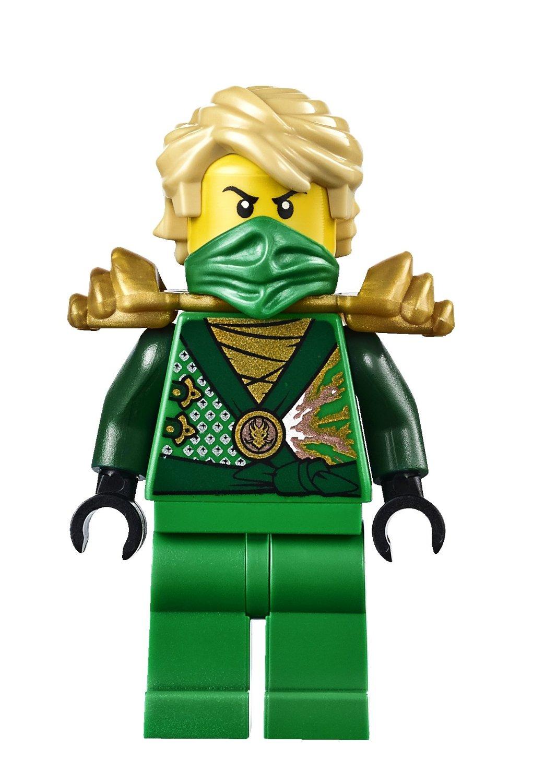 LEGO Ninjago Green Ninja Lloyd