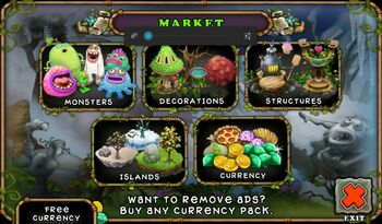 Market - My Singing Monsters Wiki