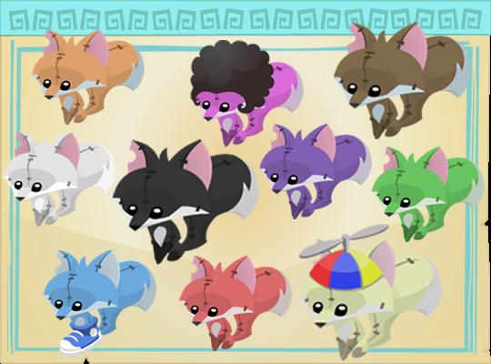 Fox Animal Jam Wiki