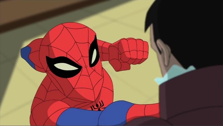 Mysterio spectacular spider man - photo#19