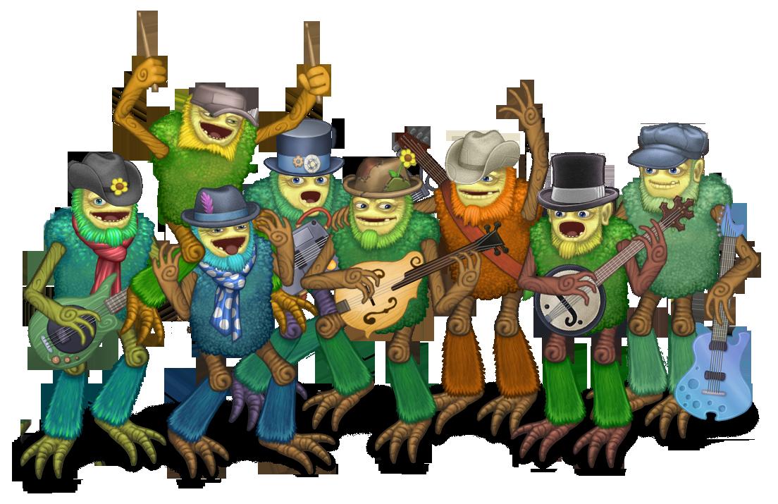 My Singing Monsters Shugabush