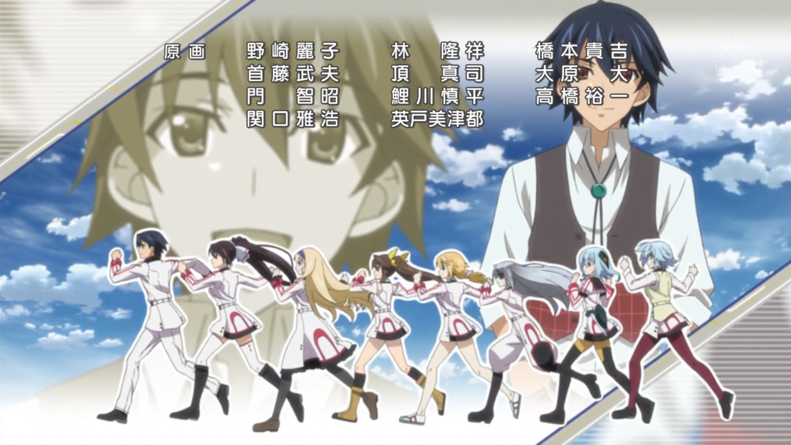 infinite stratos season 3