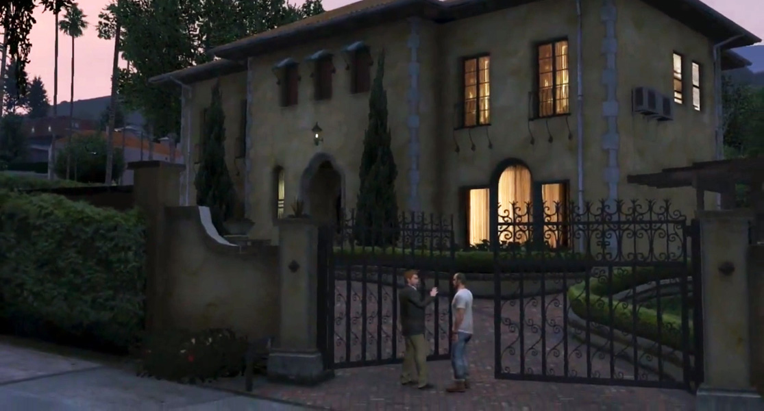 Gta V Can You Buy Homes