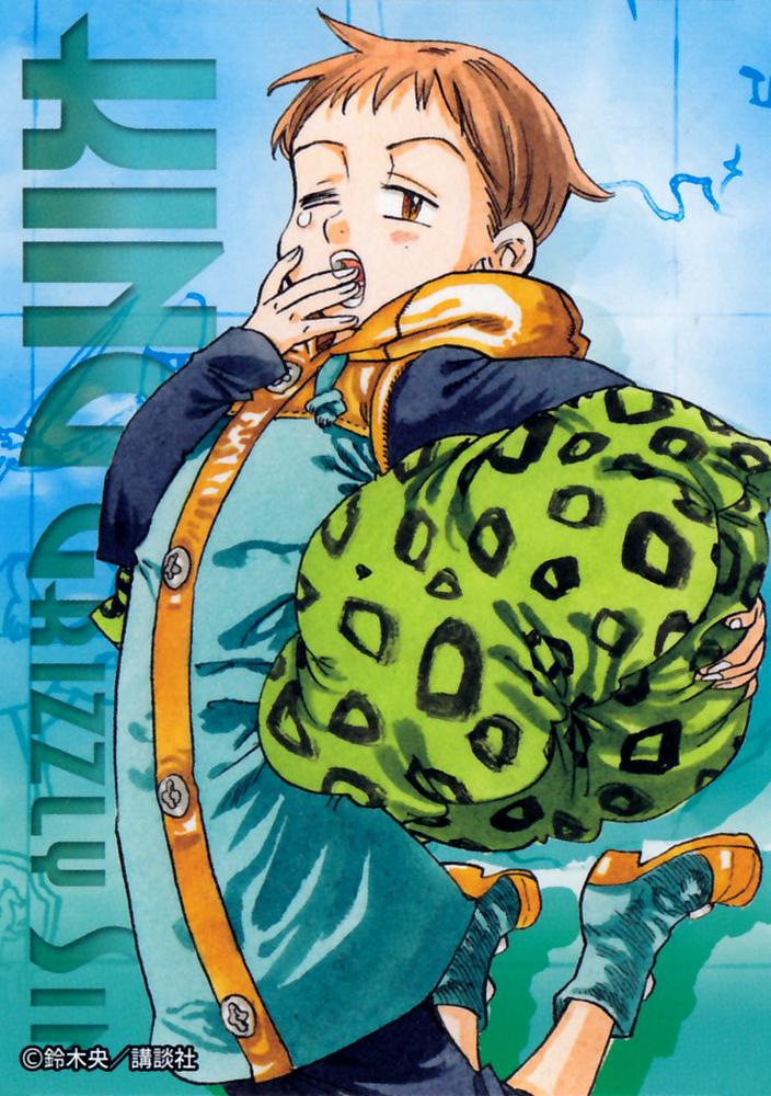 King bookmark - Nanatsu no taizai wiki ...