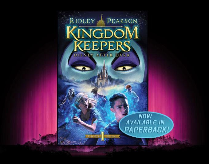 Kingdom Keepers I  Disney After DarkKingdom Keepers Books