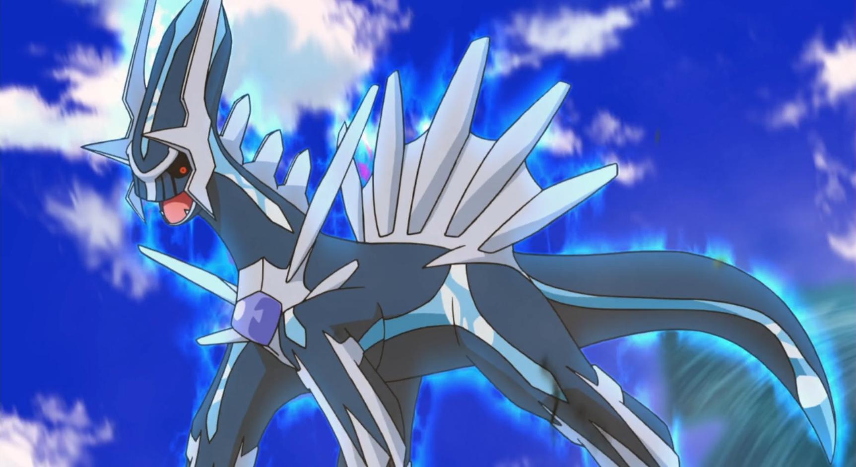 Dialga (anime) - The Pokémon Wiki