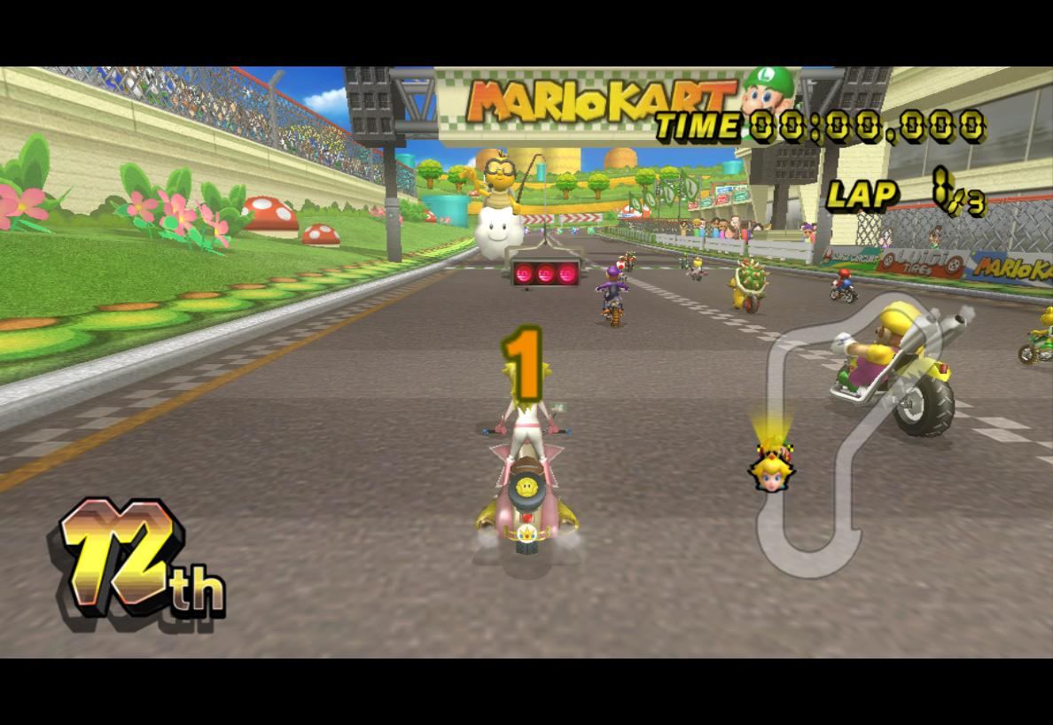 The new Mario Kart game on Nintendo Switch comes …