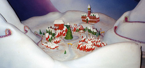 Christmas Town - The Nightmare Before Christmas Wiki